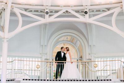 Steigenberger Grandhotel Petersberg erste Adresse für Hochzeiten