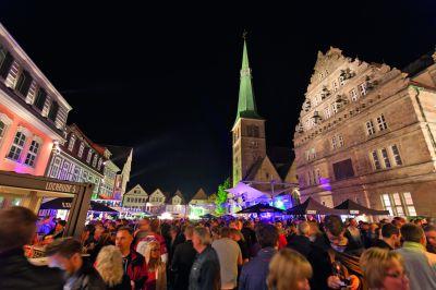 Pflasterfest Hameln - die Altstadt bebt!