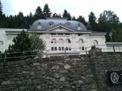 Steigenberger Grandhotel Belvédère in Davos