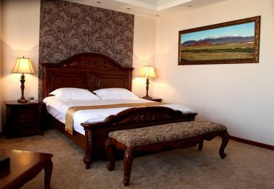Erstes Best Western Hotel in der Mongolei