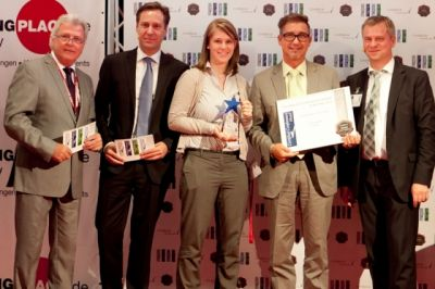 Atrium Hotel Mainz erhält Hotel Star Award 2012