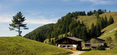 8 Genussrouten durch die Wildschönau im Kitzbüheler Hochtal