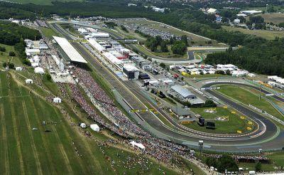Formel Eins am Hungaroring