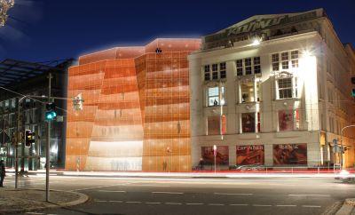 Projektiert: Premiumhotel mit 153 lifestyligen Zimmern