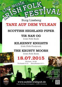 Event: Irish Folk Festival