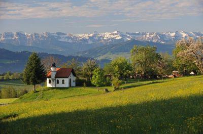 Trend trifft Tradition: Pilgern im Allgäu