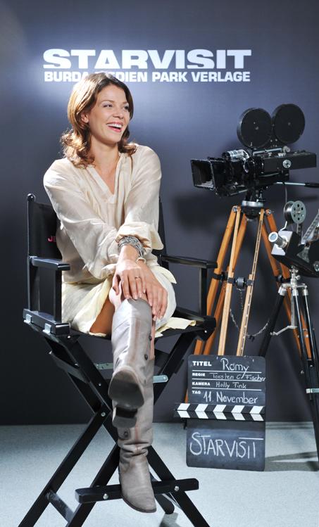 STARVISIT mit Jessica Schwarz