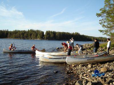 Globetrotter Ausrüstung und scandtrack touristik suchen 10 Outdoor-Tester für Schweden