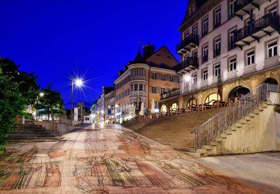 Lichtkunst in der Konstanzer Altstadt