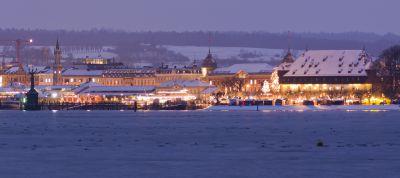 Konstanzer Weihnacht am See