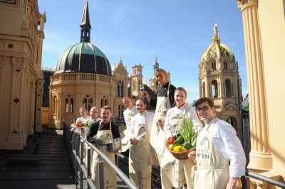 Kulinarisches Fest vom 17. bis 19. Juli im Schlossgarten