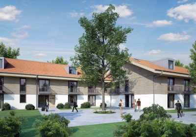 Leo Apartments Miesbach kommen: