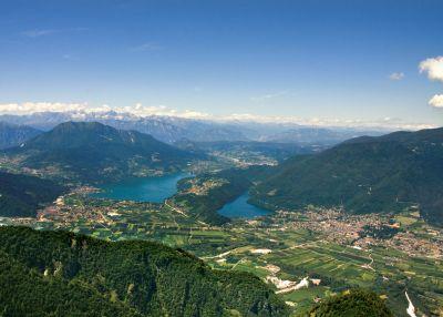 Ausgezeichnete Wasserqualität im Trentino