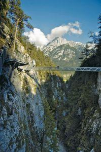 Sagenhaft: Zu den Kraftorten der Zugspitz-Region