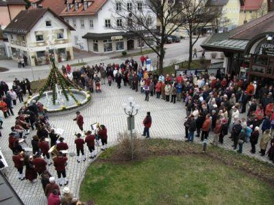 Bad Wörishofen, die Stadt der Osterbrunnen -