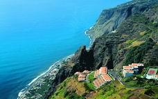 Barfuß auf Madeira