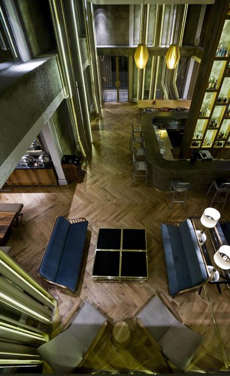 Neues Designquartier in Istanbul: