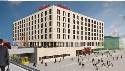 Neues Hotel am Flughafen Stuttgart