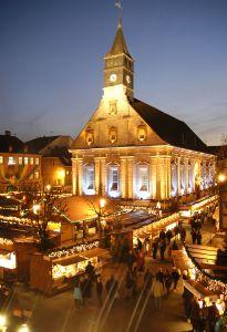 Die Vorweihnachtszeit verzaubert die Franche-Comté