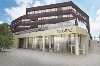 Siebtes Hotel der NH Hotel Group in Österreich:
