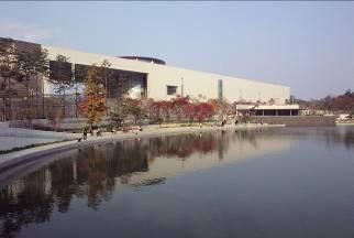 Herbstatmosphäre in musealem Ambiente