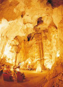 Höhlen-Oper, Jazz beim Winzer, Blues im Outback: