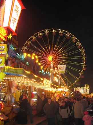 Größter Jahrmarkt Mecklenburgs: