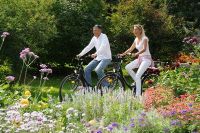 Fahrrad-Urlaub in Bad Füssing: