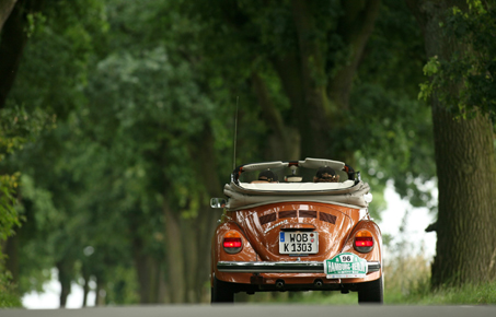 Reisen statt Rasen - Oldtimer-Rallye durch Meck-Pomm