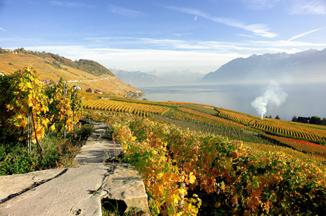 Traumziel für Herbstwanderer: