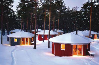 Winterwellness mit Ostseeblick