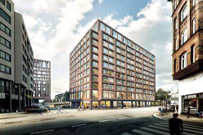 Ein neues NH Hotel für Hamburg