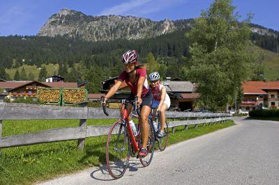 Rennrad, Mountainbike, Pedelec
