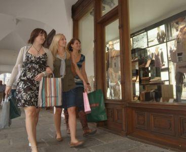 Shoppen und Verwöhnen am Muttertag