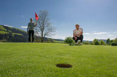 Golfen im Schmallenberger Sauerland