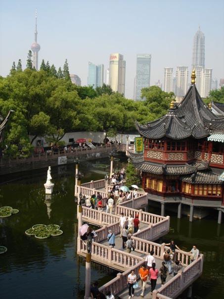 Auf den Spuren von John Rabe nach Shanghai und Nanjing