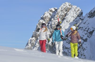 """Ladies First!"" am Arlberg"