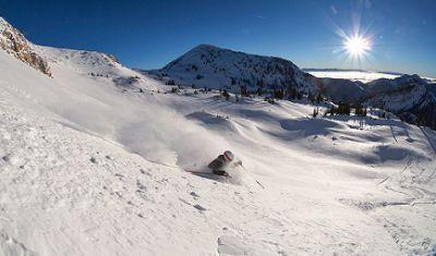 Utah: Skifahren im Wilden Westen