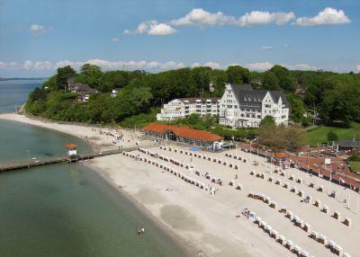Mal kurz flittern an der deutschen Küste