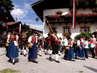 Größtes Chorfestival Österreichs in der Wildschönau