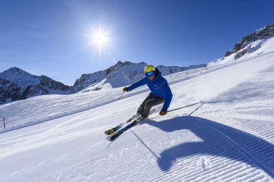 Skigebiete, die sogar Profis überzeugen