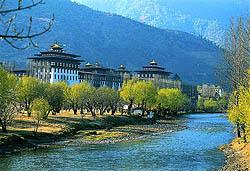 Zur Königsweihe nach Bhutan: