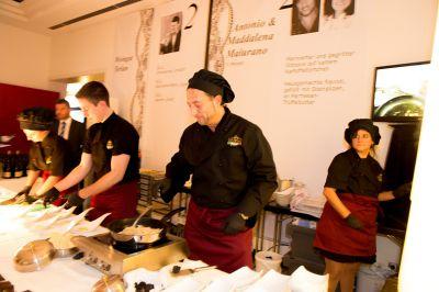 """Kulinarisches Kontrastprogramm zum """"Tastetival"""""""