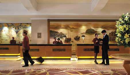 Shangri-La Hotels and Resorts:
