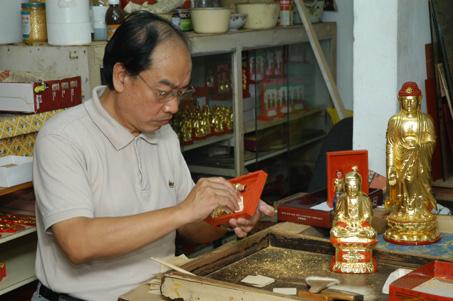 Macaus Götterstatuen nun immaterielles Kulturerbe