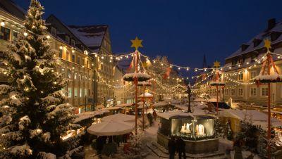 Weihnachtsmärkte im Allgäu