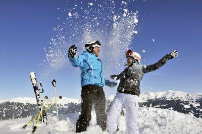 Winterurlaub im Zillertal: