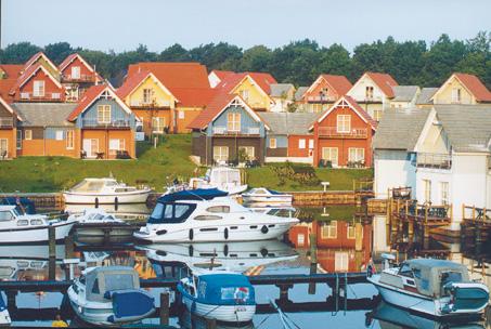Best Western Premier Marina Wolfsbruch, Rheinsberg-Kleinzerlang