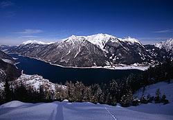 Achensee macht Lust auf einen wunderbaren Winter