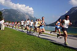 Achensee wird zum Laufmekka der Alpen